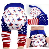 american nappy - 2016Hot sale american star cloth diapers legwarmer pc sets baby nappies diaper cover resuable washable diaper years birthdays