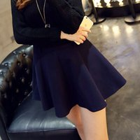 Wholesale New winter bust mini short skirts pants vitality of pleated skirt with campus atmosphere selection of South Korea s cotton production the