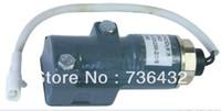 Wholesale wholesaler High speed Solenoid Valve for Hitachi excavator EX200 the coil of excavator spare parts excavator valve