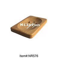 Wholesale bamboo soap dish soap tray