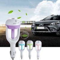 Wholesale Car Humidifier Car air freshener Nanum Vehicular essential oil ultrasonic humidifiers Aroma mist car fragrance Diffuser