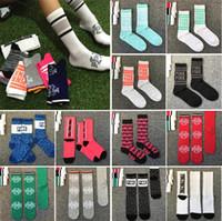 Wholesale New girl Sports Socks fashion Football sockings Cheerleaders Stockings Sports Stockings Warmers socks PINK sockings