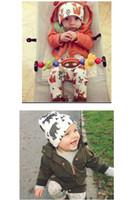 Boy Spring / Autumn Newborn Hat Fashion Cute Baby Hat Toddler Kids Newborn Girl Boy Infant Crochet Knit Hat Cap Beanies Accessories photography props
