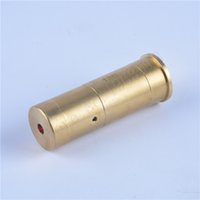 Wholesale SPIKE Gauge Cartridge Red Laser Bore Sighter Fit For Saiga Mossberg Winchester Benelli ga Hunting Gun Zero Sight