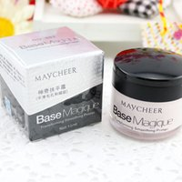 Others amazing skins - Magic Smooth Silky Face Makeup Primer Invisible Pore Wrinkle Cover Concealer Foundation Base Amazing Effect MAYCHEER CREAM