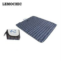 Other barbecue equipment - LEMOCHIC High quality new waterproof hiking Equipment Barbecue Camping tourist tent sleeping picnic blanket beach mat yoga pad