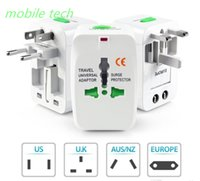 apple international adapter - Travel Universal Wall Charger AC Power Adapter For Surge Protector International AU UK US EU Plug All in One Chargers
