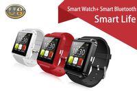 U8 bluetooth smartwatch pour podomètre pour Android sumsung Smartphone Bracelet Smartwatch