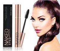 Wholesale High quality Makeup HERES B2UTY NK Makeup Audacious Mascara ML Waterproof Black NAKED Mascara DHL