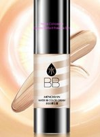 Wholesale MENGXILAN Hyaluronic Acid BB Cream Face Skin Care Concealer Beauty Essentials Contour Palette Base SPF25 PA Foundation Makeup