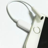 al por mayor jack de auriculares de 3,5-Adaptador de auriculares de 3.5 mm, Conector de iPhone 7 a 3.5mm AUX Female Audio Jack Auricular Auriculares Extender