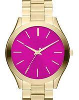 Las señoras de lujo de la manera de la alta calidad miran a señoras adelgazan el reloj de acero m3264 de la muñeca de cadena de la placa. Primera calidad de la clase, el mejor precio. Entrega gratis.