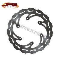Wholesale otorcycle Accessories Parts Motorbike Brakes Front Brake Disc Rotor YZ YZF WRF YZ250 YZF250 YZF450 WRF250 WRF450 Motocross Enduro Superm