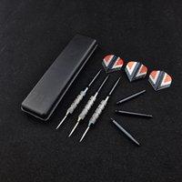 Wholesale New High quality g professional hard steel darts Aluminum rod anti throw aluminum shaft steel tip dart toys set