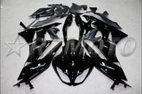 Wholesale 3 Free gifts New Motorcycle Fairing kit Fit for KAWASAKI Ninja ZX6R R Bodywork set loves black