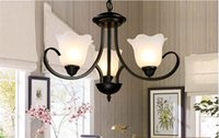 10 ~ 15sq.m acting work - Wrought Iron Chandelier The Nordic Contracted Europe Type Restoring Ancient Ways Of Modern American Lamp Act The Role Ofing Sitting Room Li