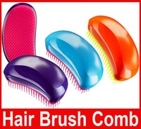 Wholesale Hair Brush Comb Hairbrush Elite Version Hair Care Styling Tools Detangling Handle Colors in stock
