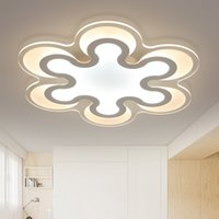 Wholesale Remote Control Surface Mounted Modern led ceiling lights for living room bedroom led dimming ceiling lamp fixture luminaria teto