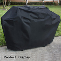 bicycle grill - Simple Outdoor Bicycle Motorcycle BBQ Cover Fabric Waterproof Garden Patio Gas Grill Protector