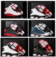 Wholesale New Retro XIII Basketball Shoes Sneakers Luxury Men Athletic Shoes Cheap Best Outdoors Sports Shoes
