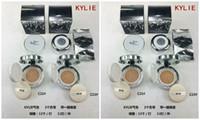 Wholesale Top Sale KYLIE Air Cushion XP BB Foundation Cream Whitening Moisturizing Concealer Cushion BB Cream C21 C23 kylie jinner