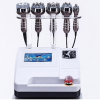 Wholesale in1 Ultrasonic Liposuction K Cavitation Vacuum Multipolar bipolor RF oem odm radio frequency SKIN BODY SALON HINE