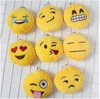 big poo - New Emoji Pendant Keychain Emoji Poo Stuffed Plush Toys for backpack Mobile Pendant