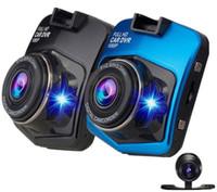 10PCS mini coche automático dvr dvr cámara completa hd 1080p estacionamiento registrador vídeo registrador videocámara visión nocturna cuadro negro guión cámara