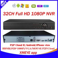 Wholesale New economical channel P megapixel onvif NVR recorder support ch P CH P CH MP CH MP IP cameras input good p2p cloud