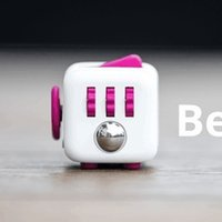Wholesale IN stock Fidget Cube The pre sale of High Quality Fidget Cube The First Batch of The Sale Best Christmas Gift Portable Game Players