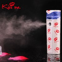 Wholesale New Arrival Kiss me K9 nano water humidifier beauty instrument face moisturizing facial steamer portable charging treasure