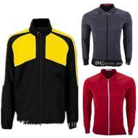Wholesale Bundesliga Training Jacket Men s Training Wear Soccer Jacket Muller Gomez Reus Training Wear