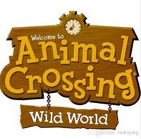 animal crossing world - Brand New Game Cartridges for Animal Crossing Wild World USA EU Version with Retail Package Multi language Mix Order DHL EMS