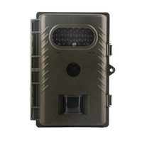 Wholesale Trail Cam R20 MP Digital Infrared Low Glow Night Vision Outdoor Waterproof Wildlife Scouting Hunting Camera black LED