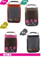 Vente en gros-Free 2016 Mode de la marque 420D Nylon Baby Alimentation Bouteille Isolation Sacs Thermique Bouteille Sacs Cooler Mummy Bags