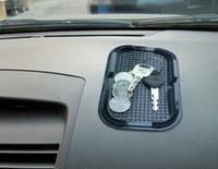 antislip pad - Multi functional Car Anti Slip Pad Rubber Mobile Sticky Stick Dashboard Phone Shelf Antislip Mat For GPS MP3 car DVR car sticker