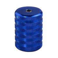 Wholesale New Blue mm Aluminum Alloy Grip for Tattoo Machine Gun
