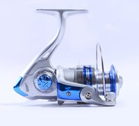Wholesale The new series of axis all metal wheel fishing wheel spinning fish