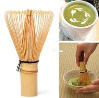 bamboo tea box - Natural Bamboo Chasen Matcha Whisk Preparing For Green Tea Powder Chasen Brush Tool for Matcha New LLFA