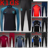 bell child - psgreal Madrid tracksuit quality training for benzema James bell children juve atletico Madrid Chelsea football
