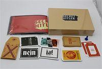 Wholesale Newest Party Game KTV Game Secret Hitler Games previously elected NEW president chancellor Card Kickstarter Edition B1620