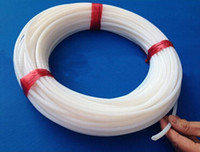 Cheap tube PTFE PLASTIC TUBE Best high quality PTFE air line tube pipe