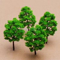 Wholesale Model Tree Train Set Plastic Trunks Scenery Landscape HO N