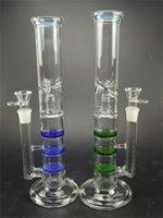 al por mayor c fabricante-Tres capas de efecto de filtrado celular es muy buena tubería de agua tubería de agua de vidrio de agua fabricantes de cenicero vendiendo exime de carga c