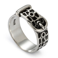 best wedding lists - The new listing Vintage sterling silver jewelry Rings S TK06 European Jewelry For Women Wedding Party Birthday Top Quality best sell