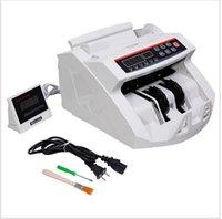 bank counting machine - New LCD Display Money Bill Counter Counting Machine Counterfeit Detector UV MG Cash Bank