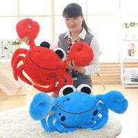 bear novel - cm Creative novel crab doll pillow cushion Crad plush toy animals cartoon kids toys children s birthday present