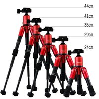 Wholesale Cambofoto M225 CK30 Portable Aluminum Tripod Compact Desktop Macro Mini Table Tripod Kit with Ball Head for Canon Nikon Camera