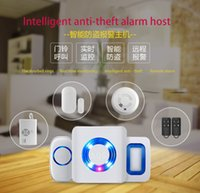 Wholesale Smart WiFi Alarm Burglar Alarm Amazon Echo Alexa System Docking Products