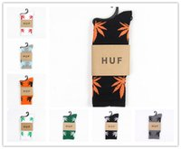 Wholesale Christmas Maple Leaf Socks Plantlife Socks For Men Women Cotton Socks Skateboard Hiphop Socks Sports Socks